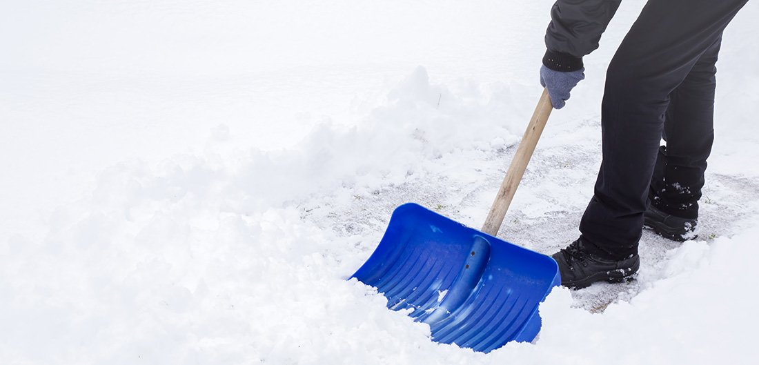 snow shoveling safety - Colorado Pain Care